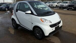 2014 smart fortwo Pure, Automatic, Leather, Heated Seats