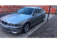 BMW 525D M SPORT AUTO NOT 530D AUDI VOLKSWAGEN MERCEDES EXPORT