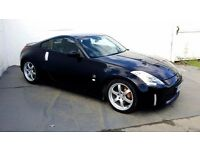 2004 | NISSAN 350Z | 3.5 | 1 YEAR MOT | BOSE | LEATHER SEATS | IMMACULATE CONDITION