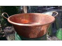 Large Copper Pot for Sale