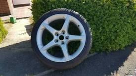 Vauxhall Insignia Penta alloy wheel