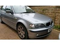2003 Bmw 318i se as 4 door saloon. Reliable solid family car not m sport or 320