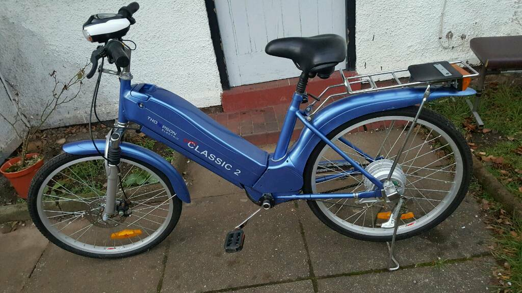 Sold Sold Thompson Euro Classic 2 Electric Bike In
