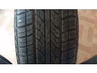Continental Citreon/ peugot spare wheel, good tread on tyre