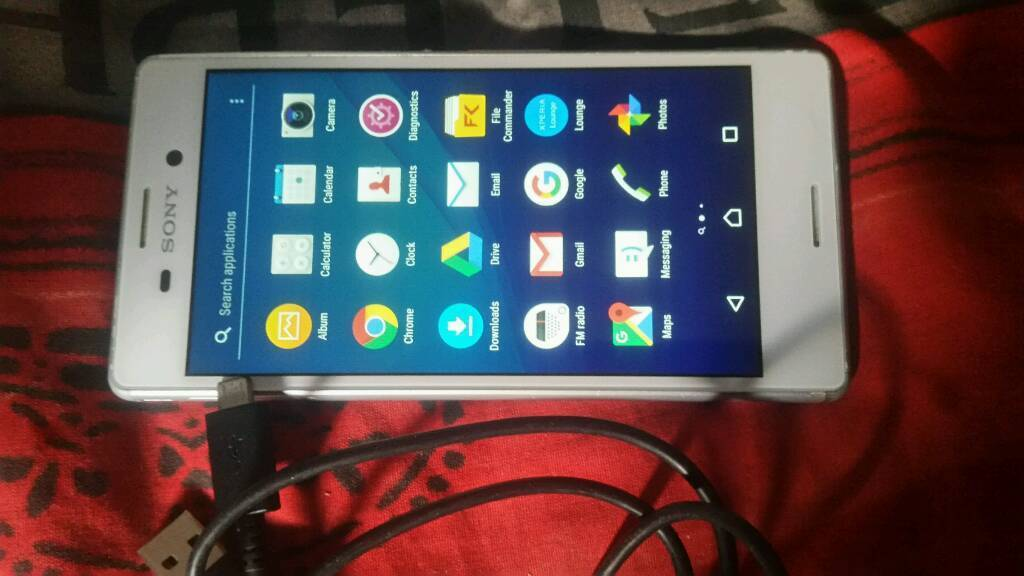 SONY XPERIA M4 MOBILE PHONE ANDROID FAULTY SPARES OR REPAIR BROKEN | in  Chesterfield, Derbyshire | Gumtree