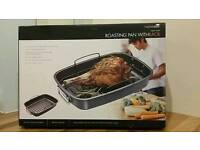 Roasting Pan with Rack (Master Class)