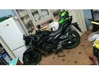 125 sym wolf motor bike for sale or swap
