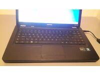 "Hp Compaq Laptop CQ56-102SA/ 4GB RAM/ 320GB HDD/ AMD Processor/ 15.6""/ excellent condition"