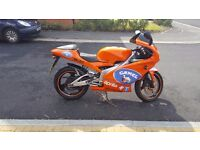 Aprilia rs125 for sale