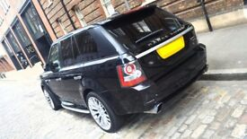 RANGE ROVER SPORT HSE TDV6 FOR SALE NO TIME WASTERS & NO PART EX