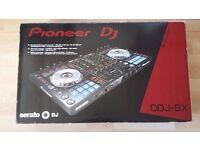 Pioneer DDJ-SX DJ controller (4-channel mixer)