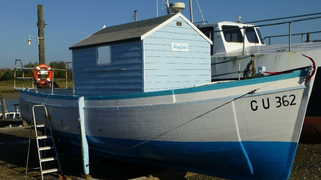 Groovy 26 Ft Small Houseboat For Sale In Rye East Sussex Gumtree Download Free Architecture Designs Scobabritishbridgeorg