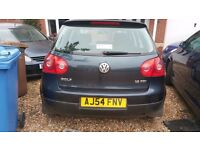 VW GOLF FSI S 6 SPEED BARGAIN
