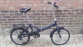 Apollo folding bike