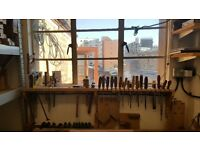 Wood Workshop Share