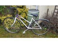 Ladies Raleigh Pioneer Classic Bike Made in England
