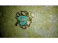 Kurdish Jewellery heart