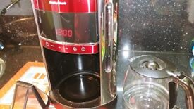 Morphy Richards Accents Digital Filter Coffee Maker