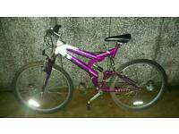 Ladies girls sabre mountain bike