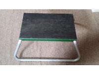 Caravan Motorhome Lightweight Durable Foot Step £10 Quick Sale