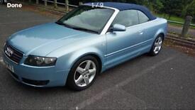 Audi A4 cabriolet 1.8t. LPG