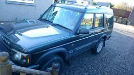 Land rover Discovery 2 Es