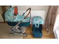 Mamas and Papas Urbo2 pram and buggy/stroller