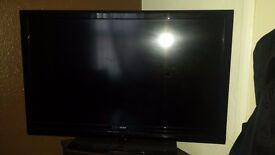 "***SPARES AND REPAIRS*** 40"" Bush LCD TV"