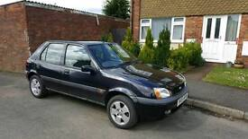 Ford fiesta freestyle
