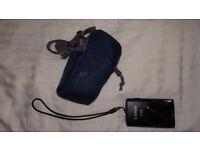 Canon IXUS 255 HS Digital Camera - Black - with case