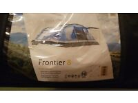 Brand new frontier 8