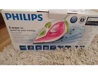 New boxed Philips iron