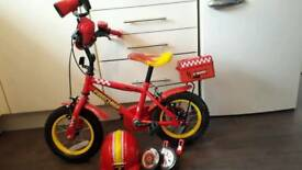 Firechief bike