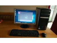 Packard Bell Pc with Office 2010 and Kodi installed