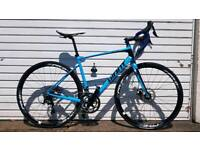 Brand-New Giant Defy 1 Disc Road Bike RRP £1000 + Receipt Shimano 105 not Cannondale Cube Trek Allez