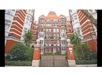 *Kensington* brand new flat on the brightness 5th floor all double rooms prices from 185£ pw
