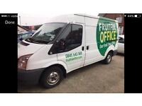 2012 61reg Ford Transit 2.2 Tdci spares or repairs