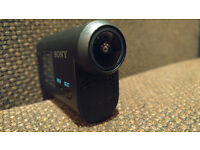 SONY HDR-AS10 Action Camera