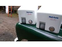 Vent - Axia Power Dry hand dryer