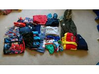 Bundle of boys clothes age 3-4 years . 30+ items!