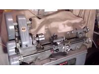 Myford lathe required