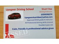 Driving lessons falkirk and surrounding area