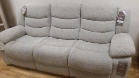 Three seater lazyboy sofa. 5 months old