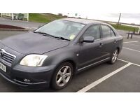 2006 Toyota Avensis 2.2 D4D T4 ( 53mpg ) with 12 month MOT