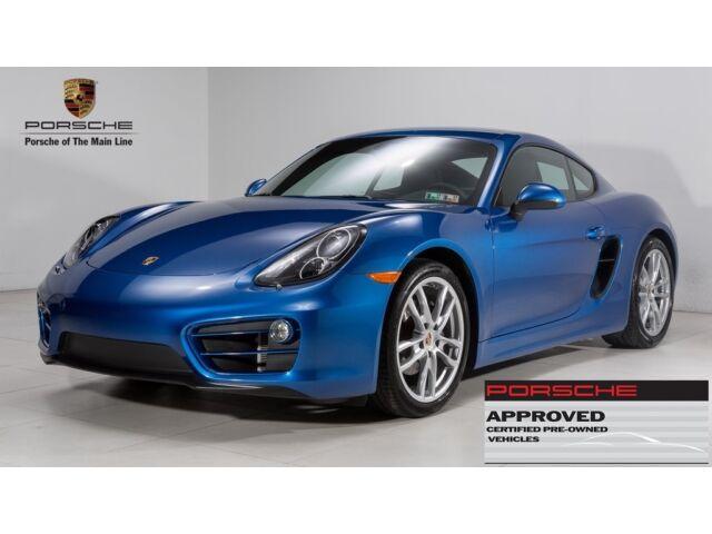 Image 1 of Porsche: Cayman Base…