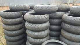 Motor bike tyres wholesale £6 inch