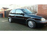 2000 Vauxhall Corsa B Sxi 1.2 16v Forsale