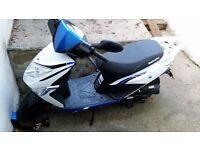 Lexmoto ECHO. 50cc Scooter