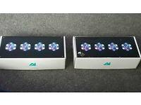 Hydra 52 led lights x 2