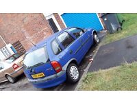 Vauxhall corsa 1.2 kenwood sterio full tank of petrol in really good condition